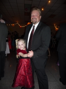 Daddy and Avielle