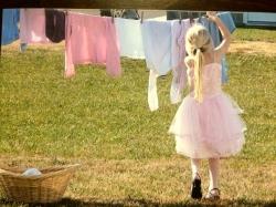 A princess still must work :-)